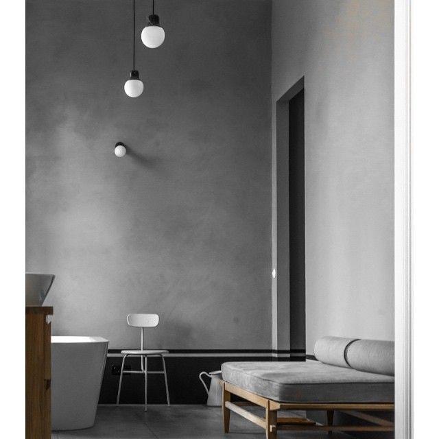 """Grey spaces always catch my eye. Photo via Remodelista blogpost. #thedesignhunter #grey #interiors #designer #design #decorating #render #moody #modern"""
