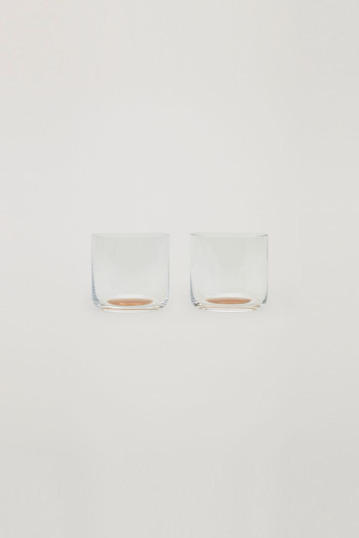 COS × HAY | HAY Dot low glass set of 2