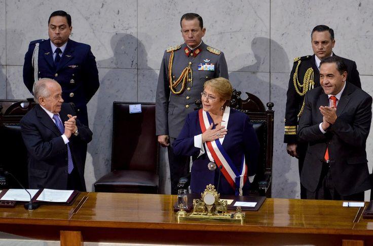 Gobierno de la Presidenta Bachelet alcanzó un 682% de efectividad legislativa durante los cuatro años de mandato -  Avanzar en el combate a la desigualdad y alcanzar mayores niveles de justicia social fueron dos ejes que marcaron las políticas transformaciones y reformas impulsadas por el Gobierno de la Presidenta de la República Michelle Bachelet. A cuatro años de comenzar a sentar esas bases el Ministro Secretario General de la Presidencia Gabriel de la Fuente informó que el nivel de…