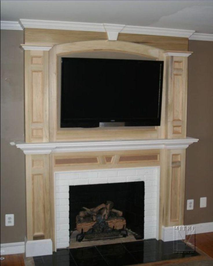 Mejores 437 imgenes de fireplace ideas en pinterest chimeneas 27 stunning fireplace tile ideas for your home solutioingenieria Images