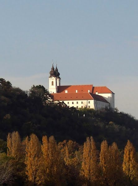 Tihanyi Szent Ányos bencés apátság - Lake Balaton, Tihany, Hungary