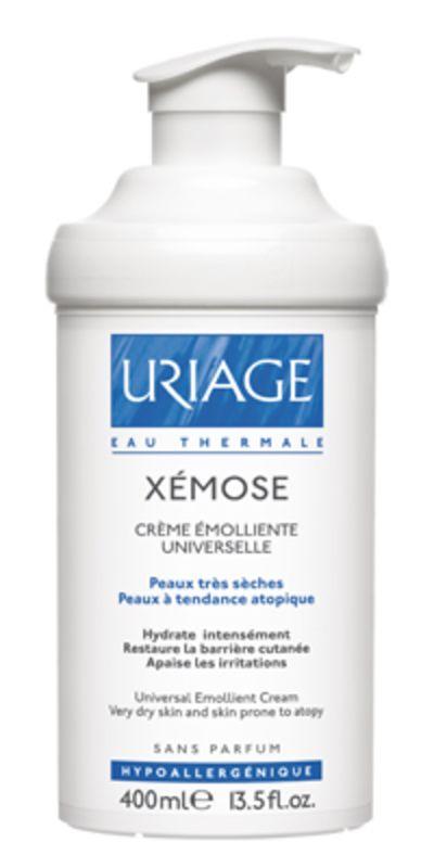 XÉMOSE Crème Émolliente Universelle Crème relipidante et émolliente - Les soins - Uriage