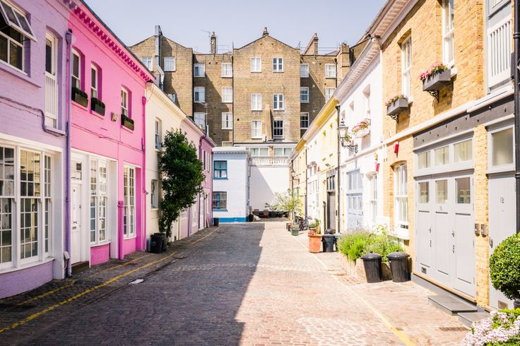 Atherstone Mews London