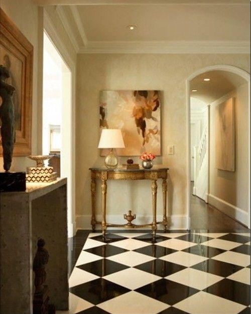 Elegant Foyer Tiles : Google image result for http eclecticrevisited files