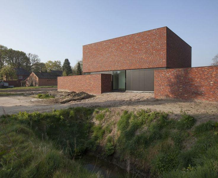 Woning Claessens - Leyssen, 3950 BOCHOLT - Architectenkantoor: Egide Meertens Plus Architecten - Fotograaf: Philippe Vangelooven