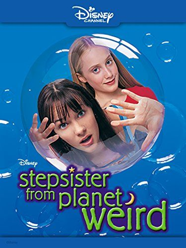 Stepsister from Planet Weird (TV Movie 2000) TV G  -   A teenager's life is disrupted when her mother falls in love with an alien.  -    Director: Steve Boyum  -   Writers: Francess Lantz (book), Chris Matheson  -    Stars: Courtnee Draper, Tamara Hope, Lance Guest  -    COMEDY / FAMILY / SCI-FI