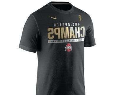 nice Ohio State National Championship Apparel