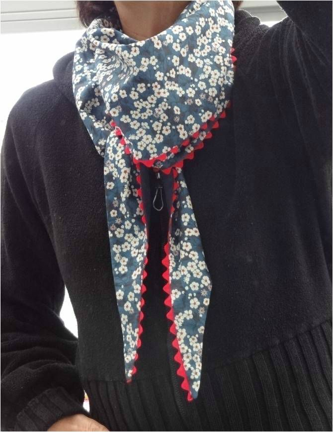 Gut bekannt 66 best tuto snood images on Pinterest | Sewing ideas, Tuto  KU88