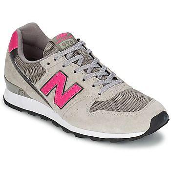 Nuevos modelos de #new #balance en #spartoo.  El modelo #wl996 se presenta como el ejemplo por excelencia de #zapatillas para #mujer esta temporada.
