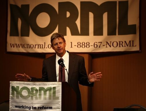 Gary Johnson, Libertarian POTUS candidate, Endorses Oregon's OCTA | Weedist
