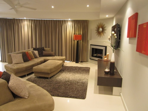 The Living Room San Diego Photo Decorating Inspiration