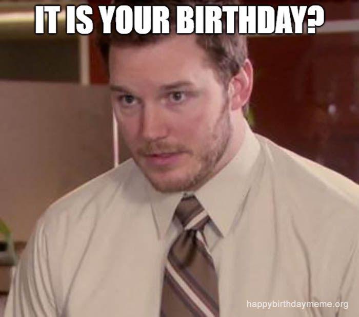 21 Funniest The Office Birthday Meme Happy Birthday Meme The Office Birthday Meme Office Birthday Birthday Meme
