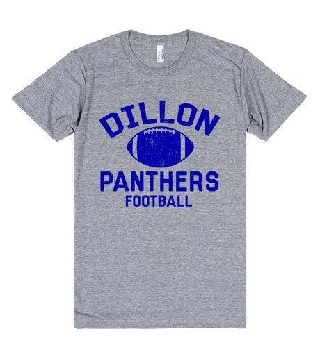 Dillon Panthers 33 | T-Shirt | Front