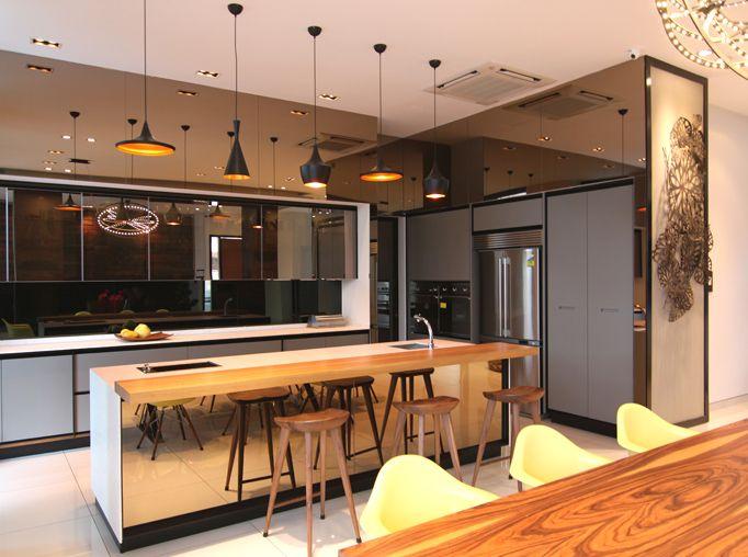 Bangsar bungalow location kuala lumpur malaysia interior for Kitchen design malaysia