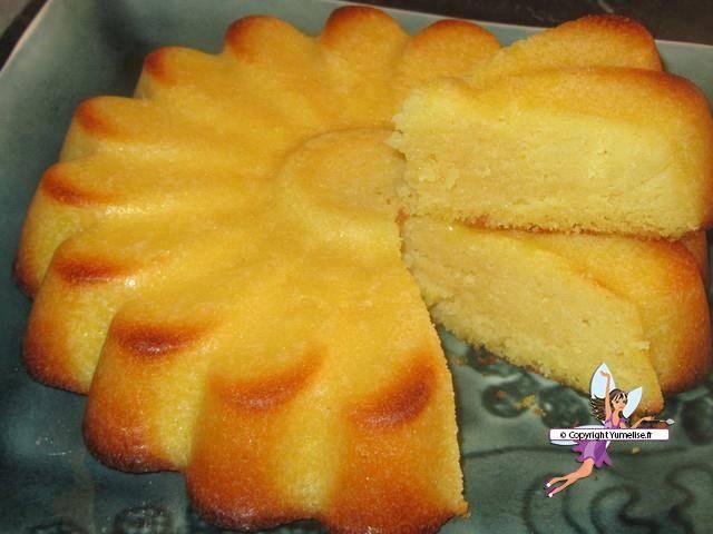 Fondant à l'orange et au citron -Yumelise - recettes de cuisine