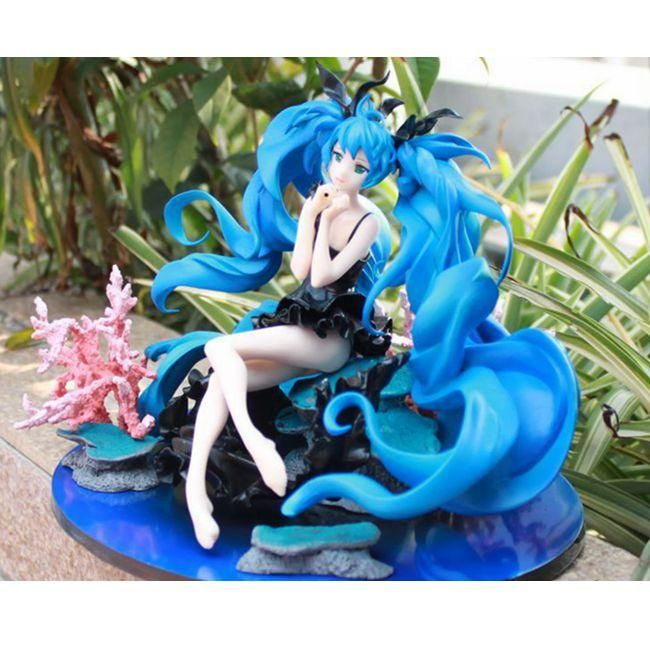 PVC 30cm Japanese Anime Gril Hatsune Miku Abysmal Sea Miku Sexy Gril Japanese Sexy Gril Action Figure Gzcj2016 Online with $48.73/Piece on Gzcj2016's Store | DHgate.com