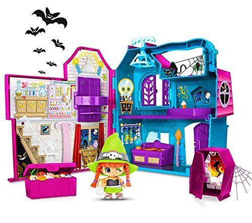 PinyPon – La Maison hantée + PinyPon – Coffret 6 figurines Terreur   Your #1 Source for Toys and Games