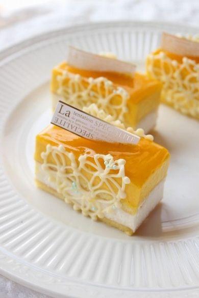 「マンゴー&フロマージュ」えびちゃん♪ | お菓子・パンのレシピや作り方【cotta*コッタ】