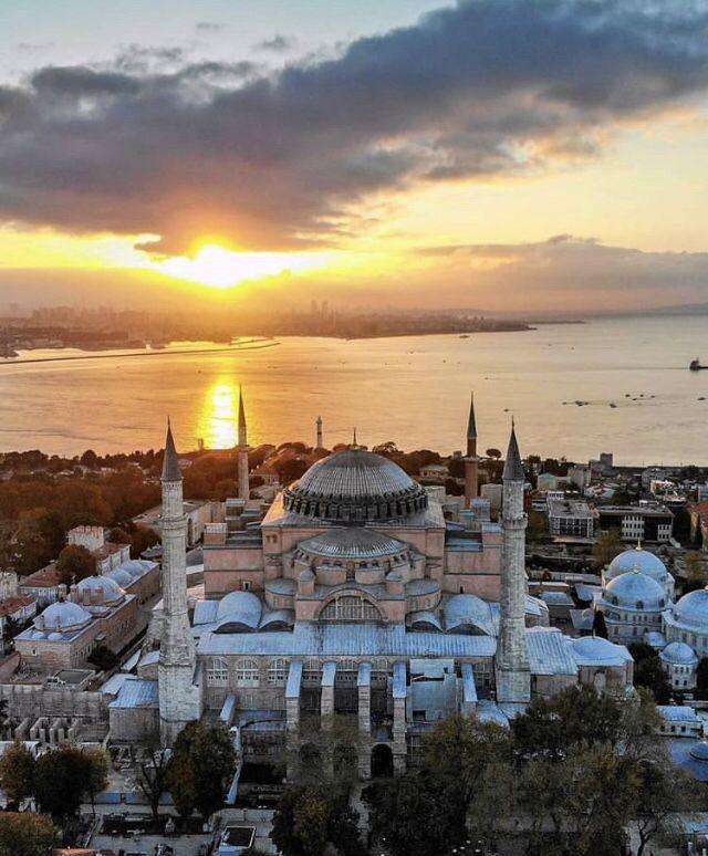 ترك برس On Twitter Instagram Hagia Sophia Istanbul