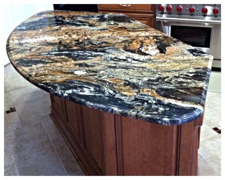 Magma Gold Granite Pandora Kitchens Inc Kitchen Makeover By Pandora Kitchens Inc