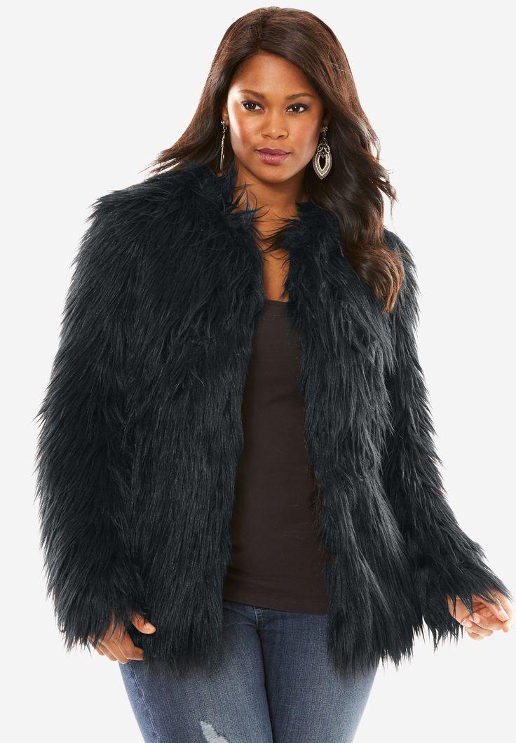 koala fur jacket - 736×1059