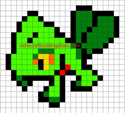Best Pokemon Pixel Art Templates Images On