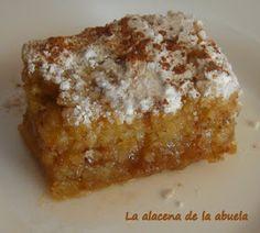 Probablemente tiene origen árabe. En Antequera (Málaga) se elabora desde 1635 en el Convento de Clausura de Belén de las Monjas Clarisas....