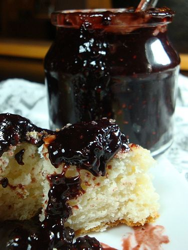 chocolate raspberry jam-- gifts?