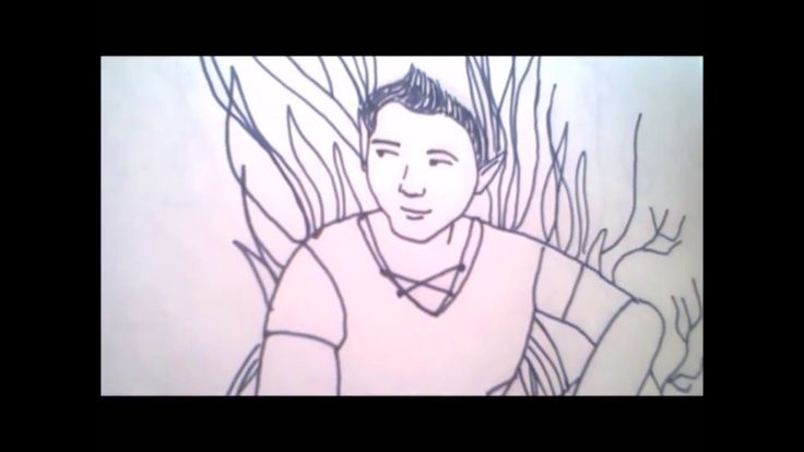 How to Draw a Male Fairy