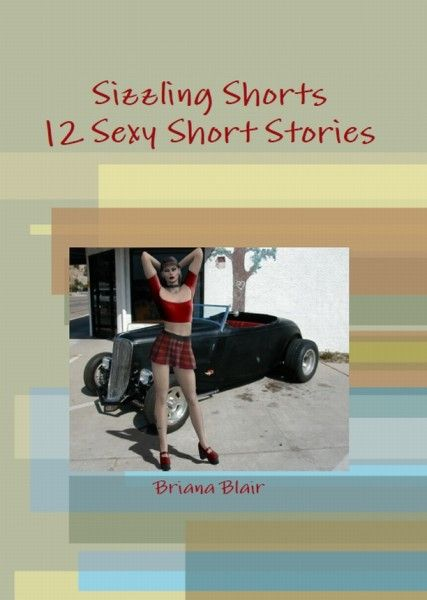 Sizzling Shorts - 12 Sexy Short Stories By Briana Blair eBook - BrianaDragon Creations