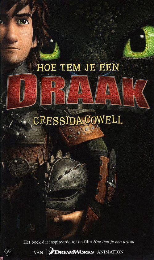 Hoe tem je een draak en alle andere delen over draken, piraten of andere waanzinnige wezens geschreven door Cresida Cowell.