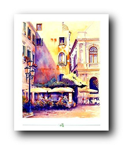Wall posters brings your walls to life contemporary art prints design. This poster captures the image of an Old Italian Theater view which will bring compliment just about any room in the house. It would make beautiful and extravagant looking accent walls. We offer durability and perfect color accuracy which keep long lasting beauty of the product.