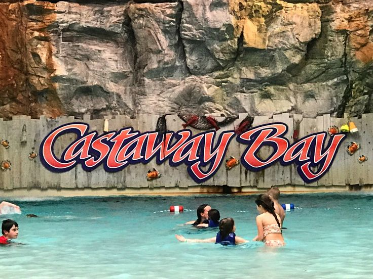 Is Castaway Bay Water Park fun for teens? From the food to the classic arcade to the water coaster, here's five reasons why we say yes.