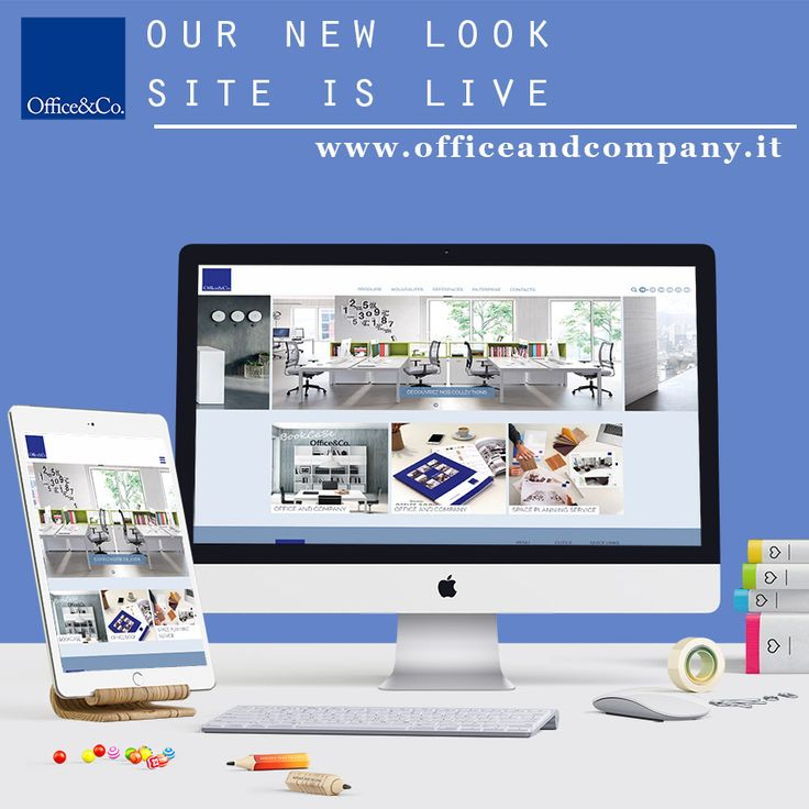 new web site | www.officenadcompany.it
