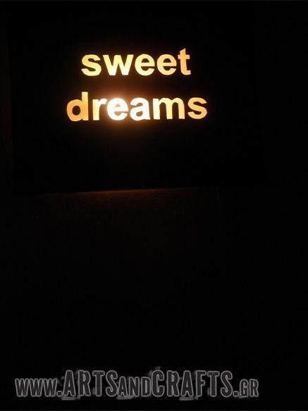 Απλίκα Sweet Dreams