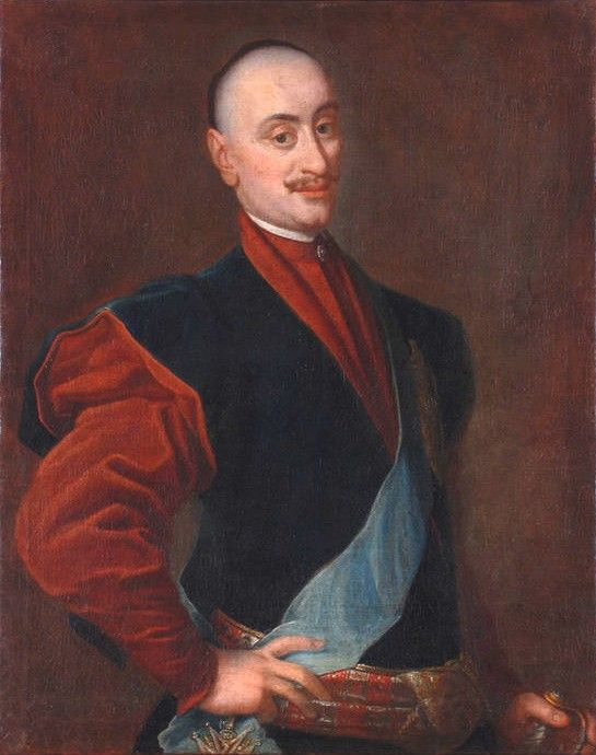 Jan Mikołaj Chodkiewicz Date~1780 SourceMuzeum Okręgowe w Tarnowie