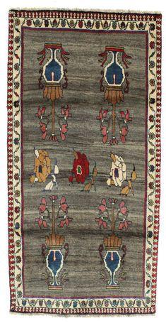 Ghashghai-matto 95x185