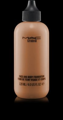 Studio Face and Body Foundation 120 ml (am shade NW25 in studio fix fluid)