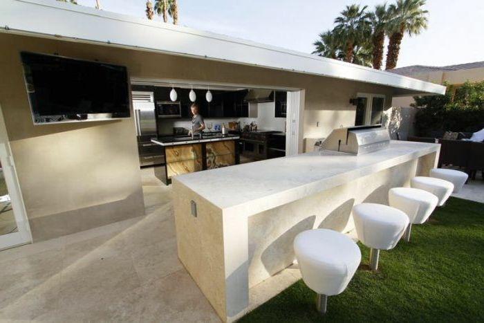 Sommerküche Outdoor : Buecher magazin sommerküche für draußen die outdoor cooking