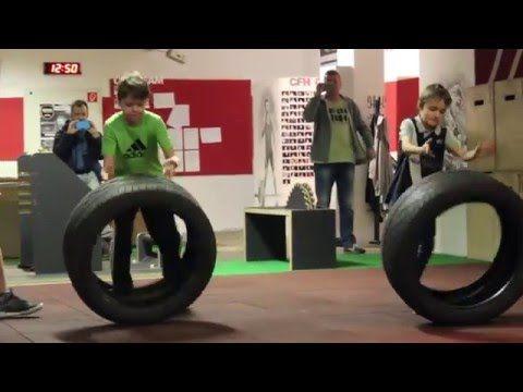 Gewichtheben für Kinder