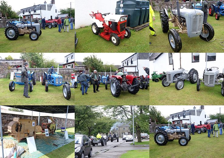 24th July 2015                   Vintage Machinery Day