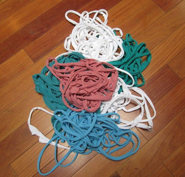 t-shirt yarn intractable