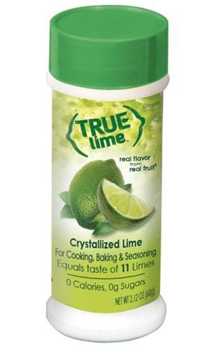 True Lime 2.82-ounce Shaker