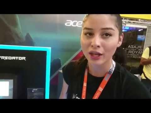 Cómo es un portatil para gamers PREDATOR