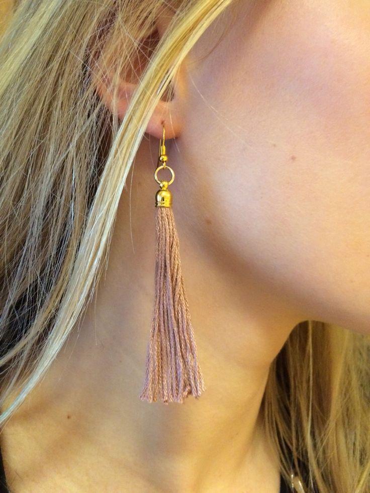 DIY pakket oorbellen boho chique. Te vinden in onze online Shop www.femzshop.nl