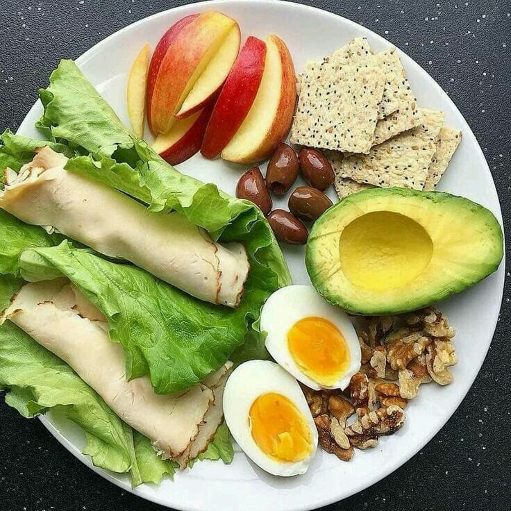 Завтрак для похудения мужчине