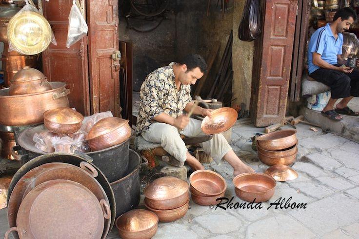 eXpert Craftsman in Morocoo ~