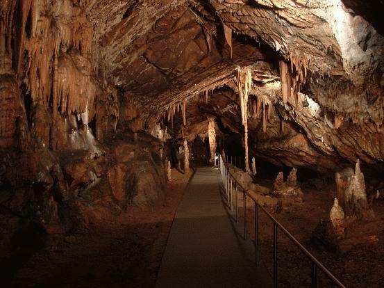 Aggtelek, Hungary - Baradla-cave