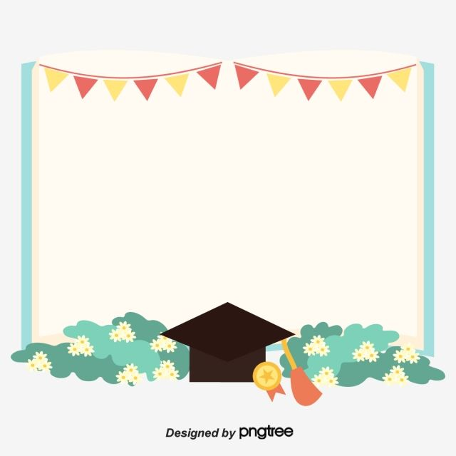 Sample Graduation Program Templates Layout Template Program
