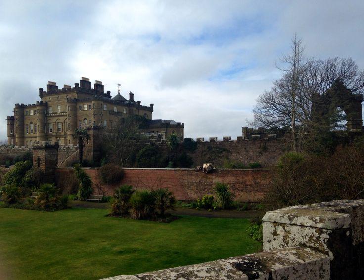 Calzean Castle, Scotland